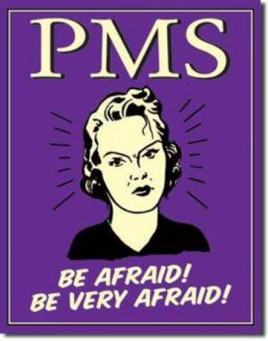 PMS Tin Sign