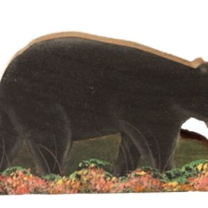 Black Bear Wood Shelf Sitters