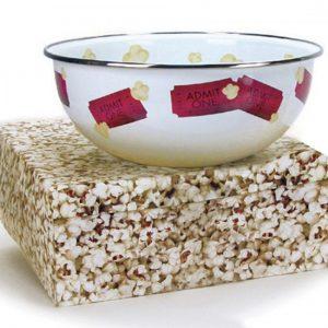 Popcorn bowl- ticket