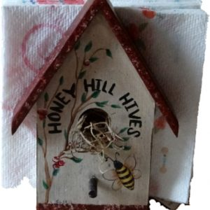 Napkin Holder Honey Bee