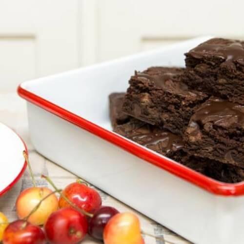 Square brownie pan