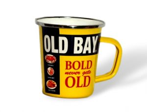 Old bay latte mug