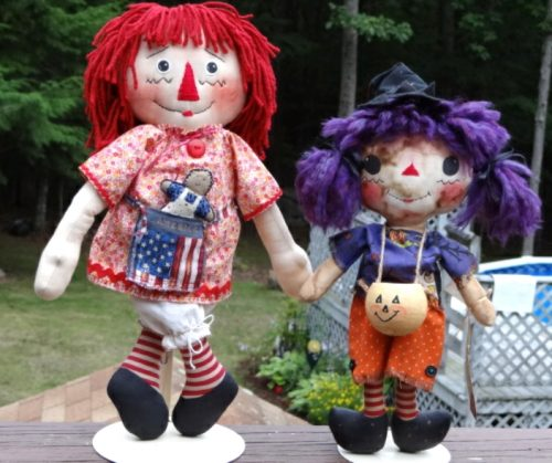 rag doll friends