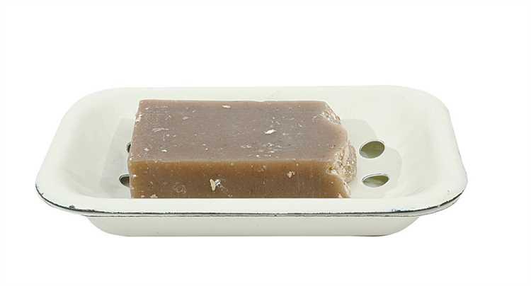 Enamelware soap dish 2 piece