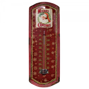 Merry Christmas Thermometer