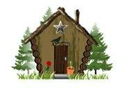 Log Cabin Crafts