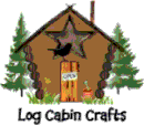 Log Cabin Crafts