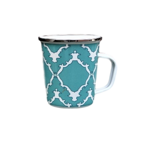 Charleston Green Latte mug